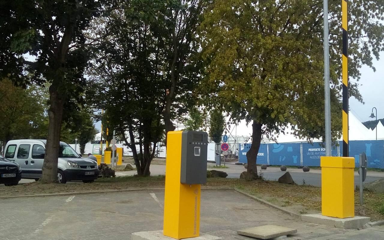Bochum Parkplatz